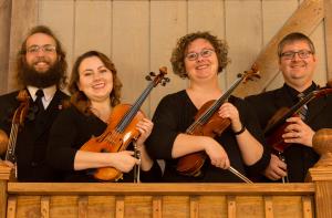 Silver Sound String Quartet